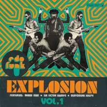 Edo Funk Explosion Vol.1, 2 LPs