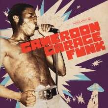 Cameroon Garage Funk, CD