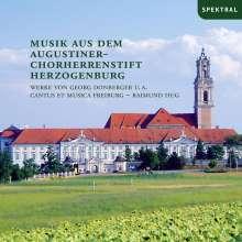 Georg Donberger (1709-1768): Musik aus dem Augustiner-Chorherrenstift Herzogenburg, CD