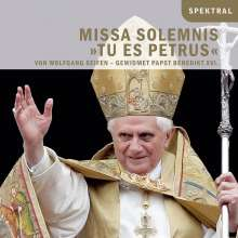 "Wolfgang Seifen (geb. 1956): Missa Solemnis ""Tu Es Petrus"", CD"