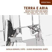 "Musik für Flöte & Harfe ""Terra E Aria"", CD"