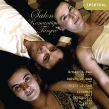 Salon Romantique Turque, CD