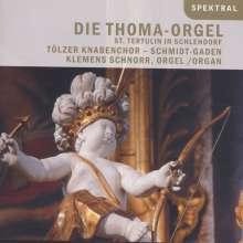 Die Thoma Orgel St. Tertulin in Schlehdorf, CD