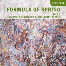 Duo 9 - Formula Of Spring, CD