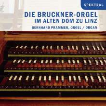 Die Bruckner-Orgel im Alten Dom zu Linz, CD