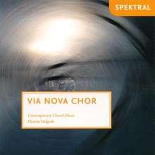 Via Nova Chor - Contemporary Choral Music, CD