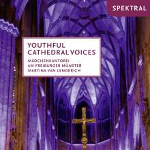 Mädchenkantorei am Freiburger Münster - Youthful Cathedral Voices, CD