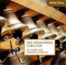 Das Münchner Carillon im Turm der Mariahilfkirche, CD