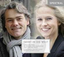Constanze Heller & Gerold Huber - Fahrt in die Welt, CD
