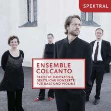 Barocke Kantaten & Geistliche Konzerte, CD