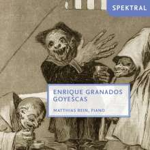 Enrique Granados (1867-1916): Goyescas, CD