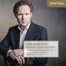 Malte Müller - Von sanftem Traum umflossen, CD