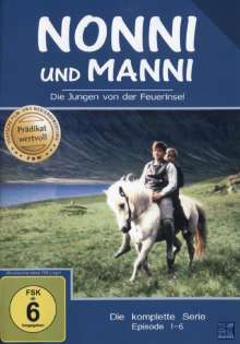 Nonni und Manni, DVD