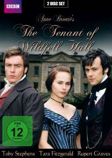 The Tenant Of Wildfell Hall (1996), DVD