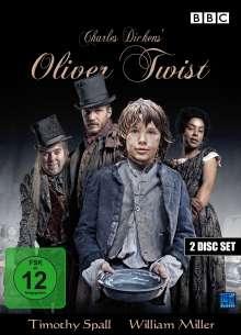 Oliver Twist (2007), 2 DVDs