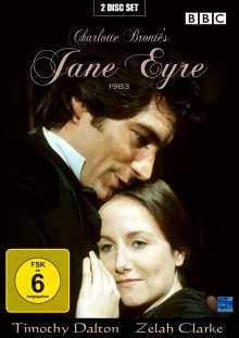 Jane Eyre (1983), 2 DVDs