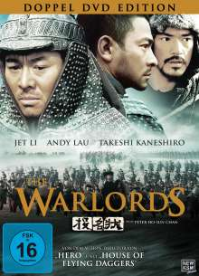 The Warlords, 2 DVDs