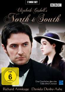 North and South (2004), 2 DVDs