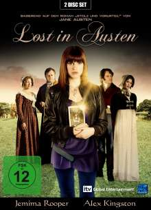 Lost In Austen, 2 DVDs