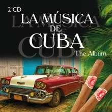 La Musica de Cuba: The Album, 2 CDs