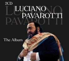 Luciano Pavarotti - The Album, 2 CDs
