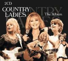 Country Ladies: The Album, 2 CDs