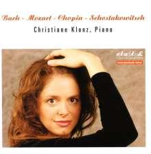 Christiane Klonz, Klavier, CD