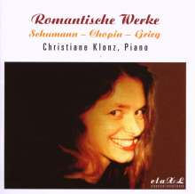 Christiane Klonz - Romantische Werke, CD