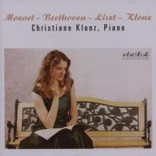 Christiane Klonz, Klavier, CD