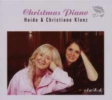 Christmas Piano, CD
