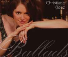 Christiane Klonz - Ballads, CD
