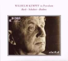 Wilhelm Kempff in Potsdam, CD
