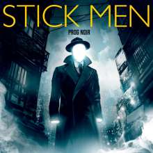 Stick Men: Prog Noir, CD