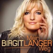 Birgit Langer: Mein langer Weg, CD