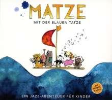 Matze.Music: Matze mit der blauen Tatze, CD