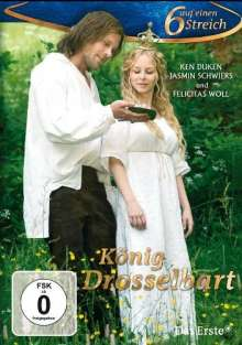 Sechs auf einen Streich - König Drosselbart, DVD