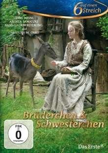 Sechs auf einen Streich - Brüderchen und Schwesterchen, DVD