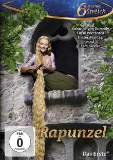 Sechs auf einen Streich - Rapunzel, DVD