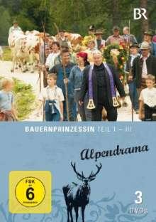 Die Bauernprinzessin 1-3, 3 DVDs