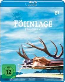 Föhnlage - Ein Alpenkrimi (Blu-ray), Blu-ray Disc