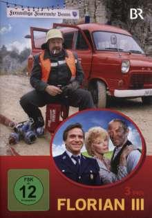 Florian III, 3 DVDs