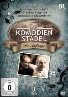 Der Komödienstadel - Die Anfänge, 3 DVDs