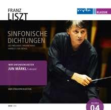 Franz Liszt (1811-1886): Symphonische Dichtungen, CD
