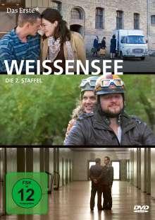 Weissensee Staffel 2, 2 DVDs