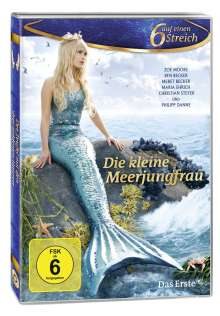 Sechs auf einen Streich - Die kleine Meerjungfrau, DVD
