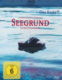 Seegrund - Ein Klutingerkrimi (Blu-ray), Blu-ray Disc