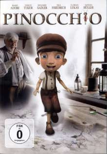 Pinocchio (2013), DVD