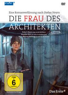 Die Frau des Architekten, DVD