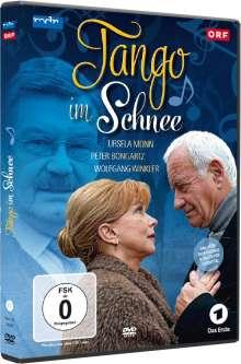 Tango im Schnee, DVD