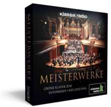 Klassik Radio - Meisterwerke, 4 CDs
